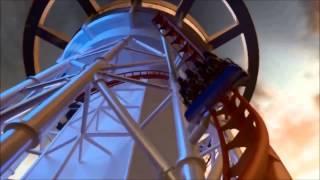 skyscraper pov promo world s tallest roller coaster orlando skyplex coming 2017