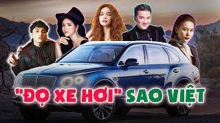 Ca sĩ, diễn viên nào sở hữu siêu xe đắt tiền nhất trong showbiz Việt ?
