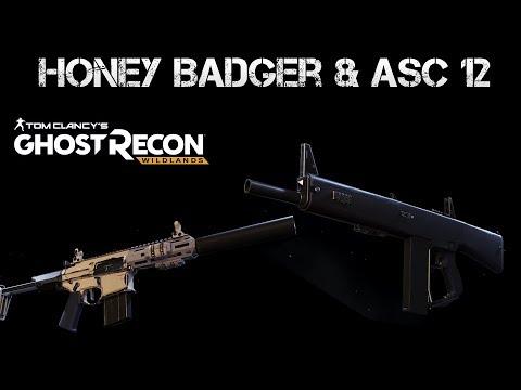 Ghost Recon: Wildlands   Honey Badger Und ACS 12 Bekommen   Info Video