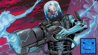 Кто такой Мистер Фриз (Batman Arkham, DC Comics)