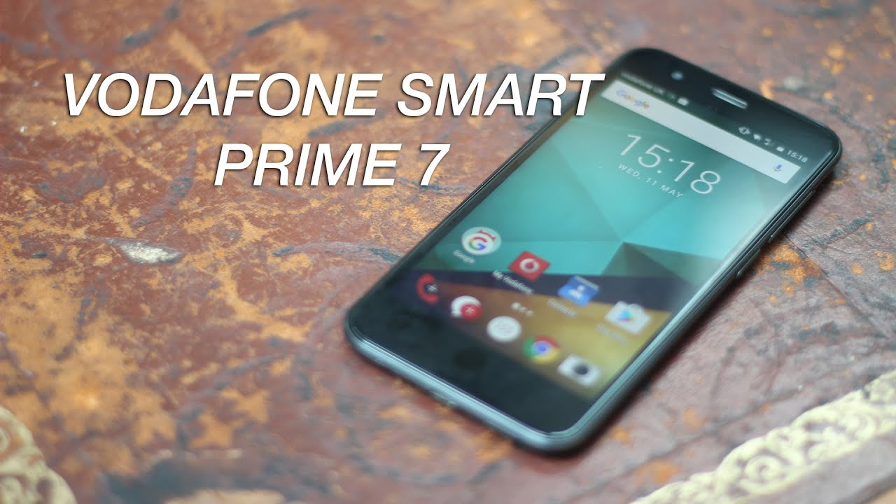 Vodafone smart prime 7 hands on youtube ccuart Images