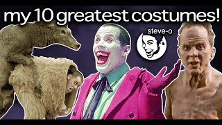 My Craziest Moments in Costume! | Steve-O
