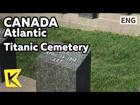 【K】Canada Travel-Atlantic[캐나다 여행-애틀랜틱] 타이타닉 '잭 도슨' 묘지/Titanic Cemetery/Jack Dawson/Fairview/Movie