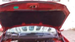 Nissan Qashqai +2 Газовые упоры капота