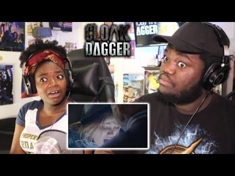 """Cloak & Dagger 1X1 """"First Light"""" : REACTION!!"""
