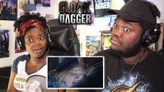 Cloak & Dagger 1X1