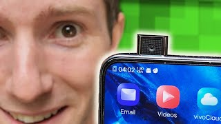 All-screen Phone with Pop-Up Selfie Camera!! - Classic Unboxing