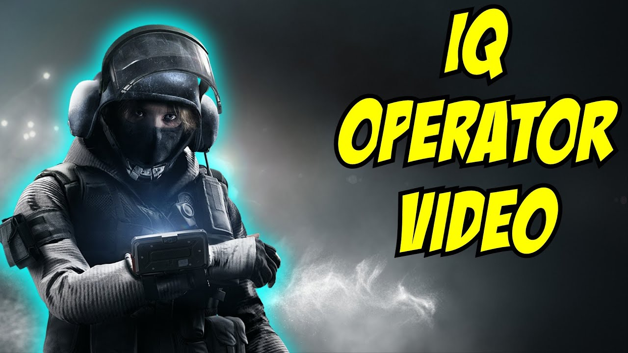Rainbow Six Siege - IQ - Operator Video (English) - YouTube