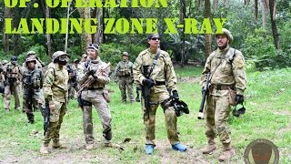 Operation Landing Zone X-Ray