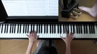 人生のメリーゴーランド  ピアノ  スタジオジブリ「ハウルの動く城」より thumbnail