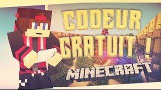 Je suis, Codeur Minecraft ! Gratuit & Payants