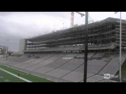 Washington State University Martin Stadium - OxBlue Time-Lapse Video