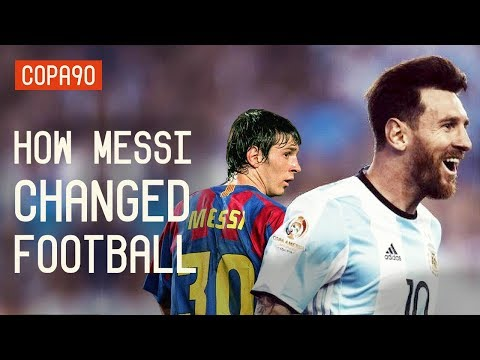 How Messi Changed Football Forever