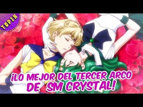 Los Mejores Momentos de Sailor Moon Crystal: Infinity Arc   TopIX