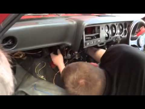 hqdefault ford capri easy heating fan removal youtube ford capri mk3 fuse box at n-0.co