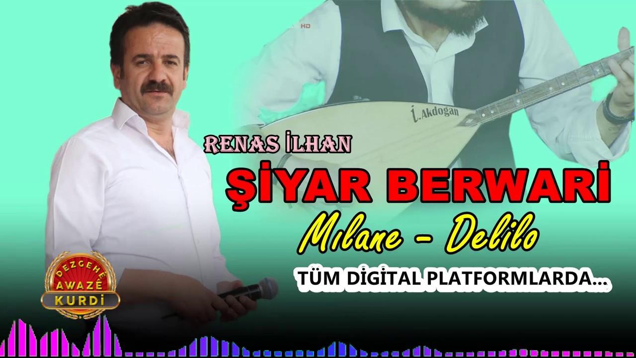 Şiyar Berwari - Mılane - Delilo Halay [ YENİ  © HD ]