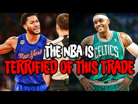 Why The NBA is SCARED of the Knicks trading Carmelo Anthony!