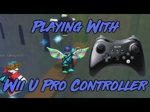 playing-flood-escape-2-with-a-wii-u-pro-controller!