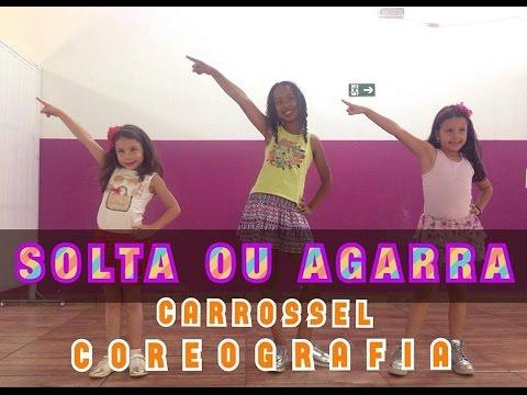 Solta ou Agarra - Carrossel | Mais Dança Kids