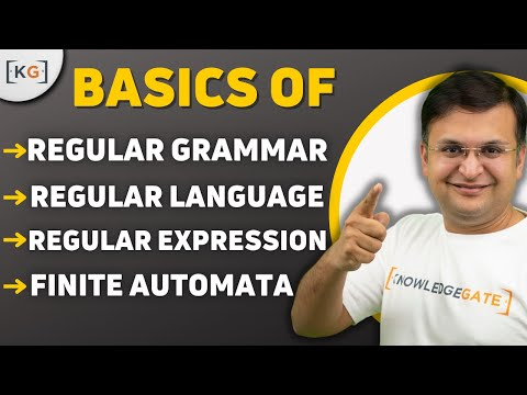 Basics of regular part | TOC | THEORY OF COMPUTATION | AUTOMATA | COMPUTER SCIENCE | part-10