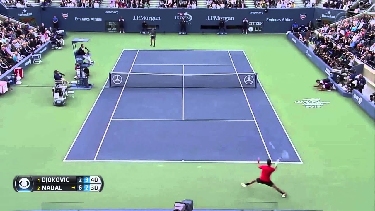 Say It Ain't Djo! How Does Novak Djokovic Rally From His U.S. Open ...