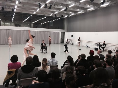 Somewhere in the middle / Ballet & Capoeira/ Feb 2015 Rambert Theater