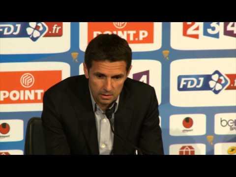"Garde: ""Wegen Schiri-Fehler verloren"" | Olympique Lyon - Paris Saint-Germain 1:2 | Coupe de la Ligue"