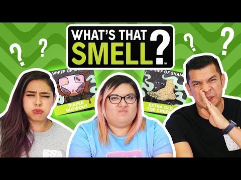 WHOA...What's That Smell? - For Fun Sake