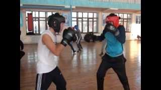Юношеская сборная боксеров ЮКО готовится к чемпионату
