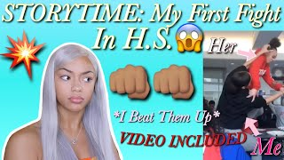 STORYTIME + GRWM : I GOT INTO A FIGHT | They Tried To Jump Me 😱 | VIDEO INCLUDED🎥
