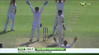 All incorrect decisions against Australia - 2013 Ashes