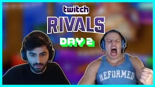 Twitch Rivals: League of Legends Week 2 - Best Moments