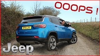 2019 JEEP COMPASS - Great On-Road...Awesome Off-Road !! [FIRST DRIVE]