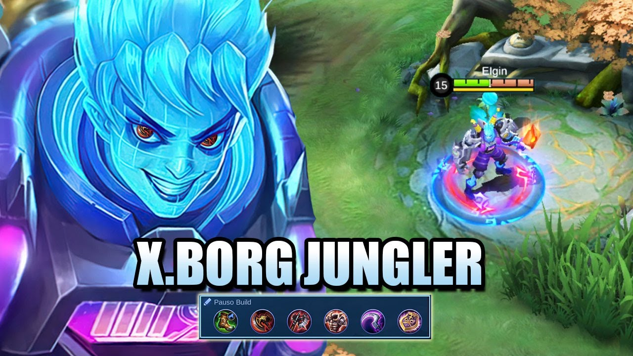 Download X.BORG JUNGLER IS REAL - X.BORG'S LOOPHOLE WITH WAR AXE