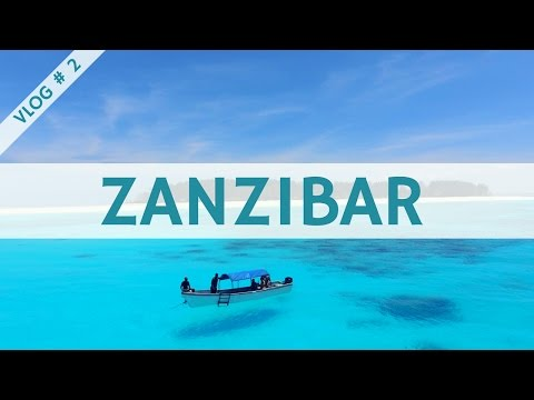 ZANZIBAR : Snorkeling sur l'ile de MNEMBA vlog#2