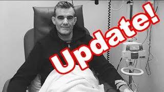 A health update on Robbie Rotten - Ways you can help Stefan Karl Steffanson