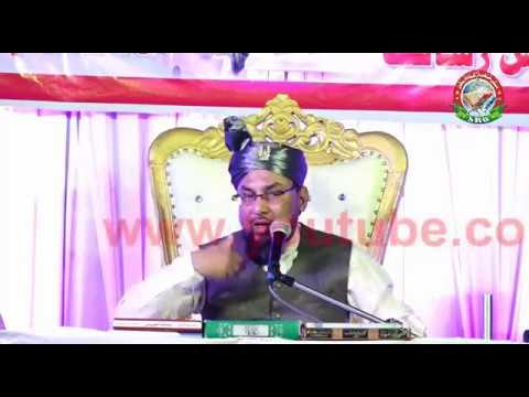 Husn Aur Jamal E Mustafa ﷺ Nagpur Bayan 22 Nov 1/2 By Farooque Khan Razvi