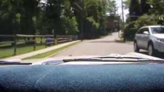 1965 Pontiac LeMans Coupe Test Drive for Client's PPI