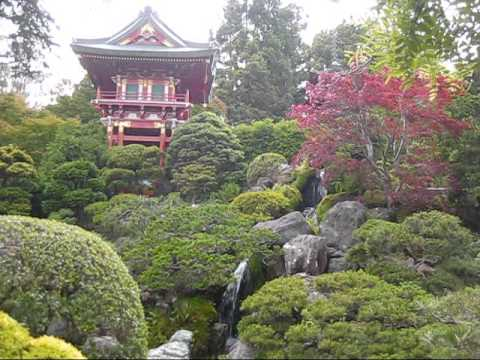 Visiting The Japanese Tea Garden in San Francisco (Tuesday, June 25 ...