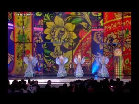 Терем-квартет на Евровидении 2009.Москва,14 мая