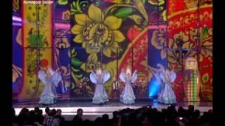 Терем-квартет на Евровидении 2009.Москва,14 мая(2-ой ПОЛУФИНАЛ конкурса. СК