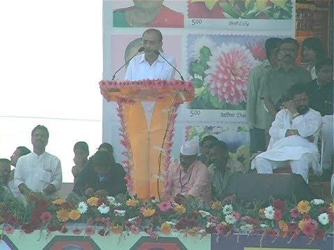 9.1.2014 -  Appasaheb Dharmadhikari nagari satkar - Mahad