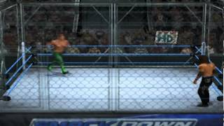 WWE 13 PS2 SUPER PROJECT REALEASED - Career Mode - EP2 - New Intercontinental Champion