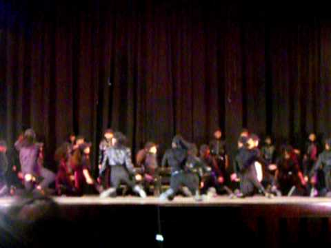 "Cleveland School of the Arts LC Dance Department ""Rhythm Nation"" Director Ms. Jessica Oliver"