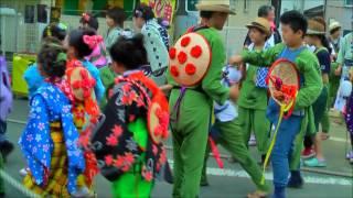 茨城県小美玉市小川の祇園2017最終日