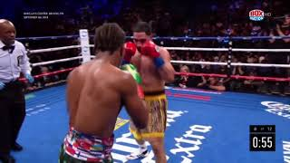 Shawn Porter Vs Danny Garcia Highlights (A Terrific Battle)