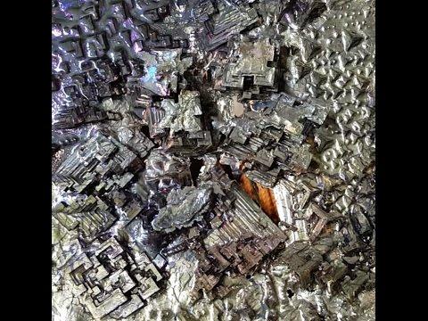 Making Bismuth Crystals!