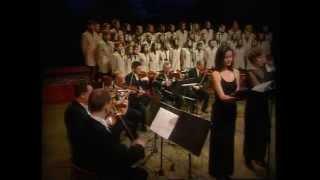 Choir Zvjezdice&Zagreb Soloists- W.A.Mozart :Missa brevis in B ,KV2 75 - Gloria,