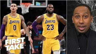 Lakers defense is a reason for concern – Stephen A.  | First Take