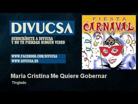 Tinglado - Maria Cristina Me Quiere Gobernar mp3